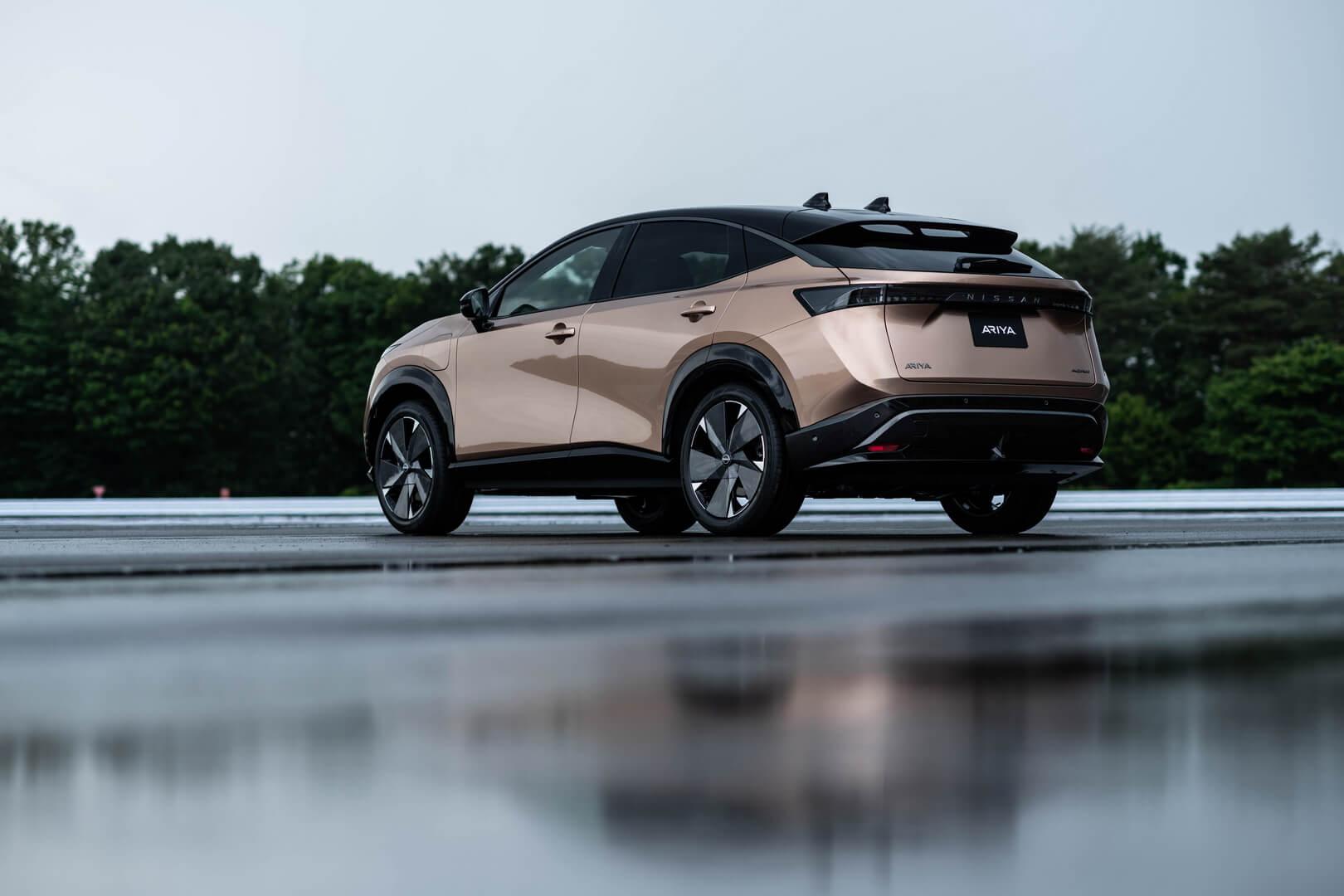 Фотография экоавто Nissan Ariya 2WD (63 кВт⋅ч) - фото 17
