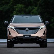 Фотография экоавто Nissan Ariya 2WD (63 кВт⋅ч) - фото 10