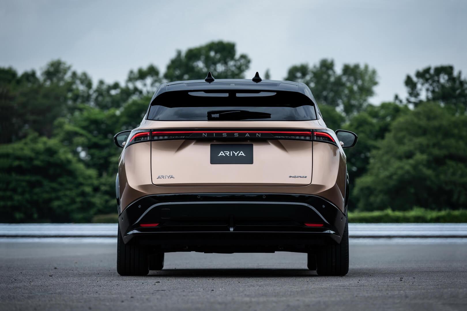 Фотография экоавто Nissan Ariya 2WD (63 кВт⋅ч) - фото 7