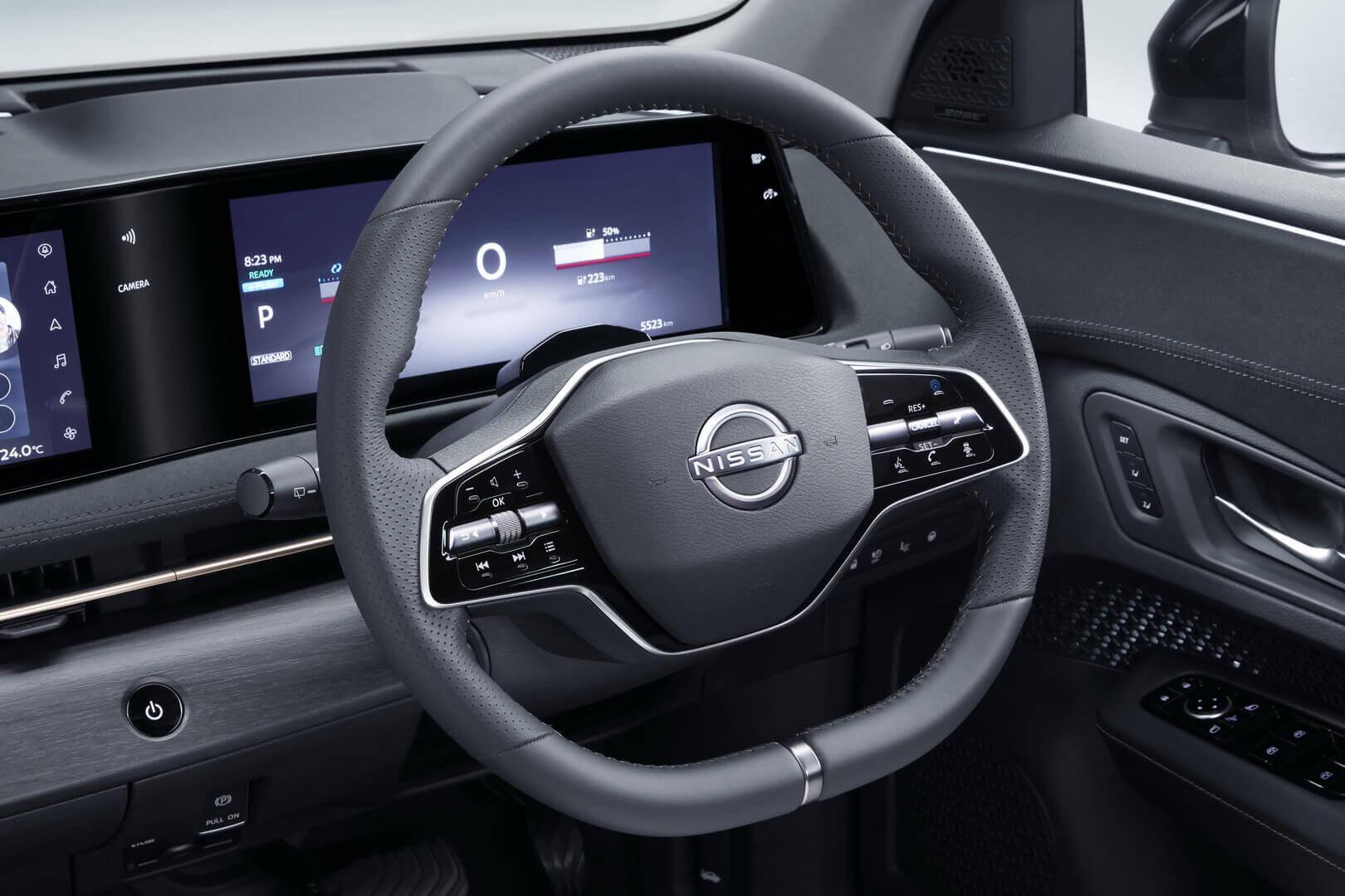 Фотография экоавто Nissan Ariya 2WD (63 кВт⋅ч) - фото 24