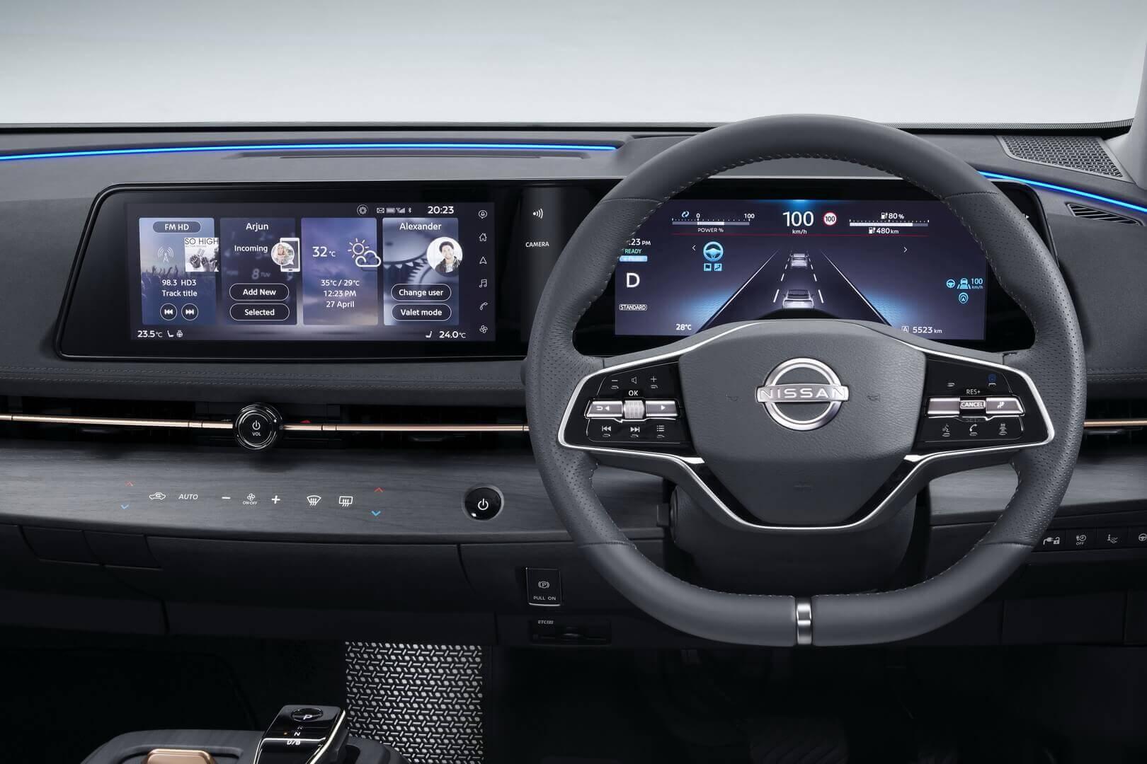 Фотография экоавто Nissan Ariya 2WD (63 кВт⋅ч) - фото 25