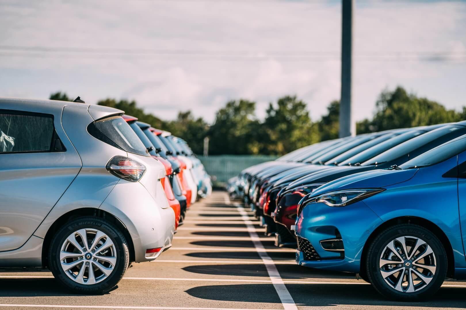 Renault получил самый большой в истории заказ на ZOE в Великобритании