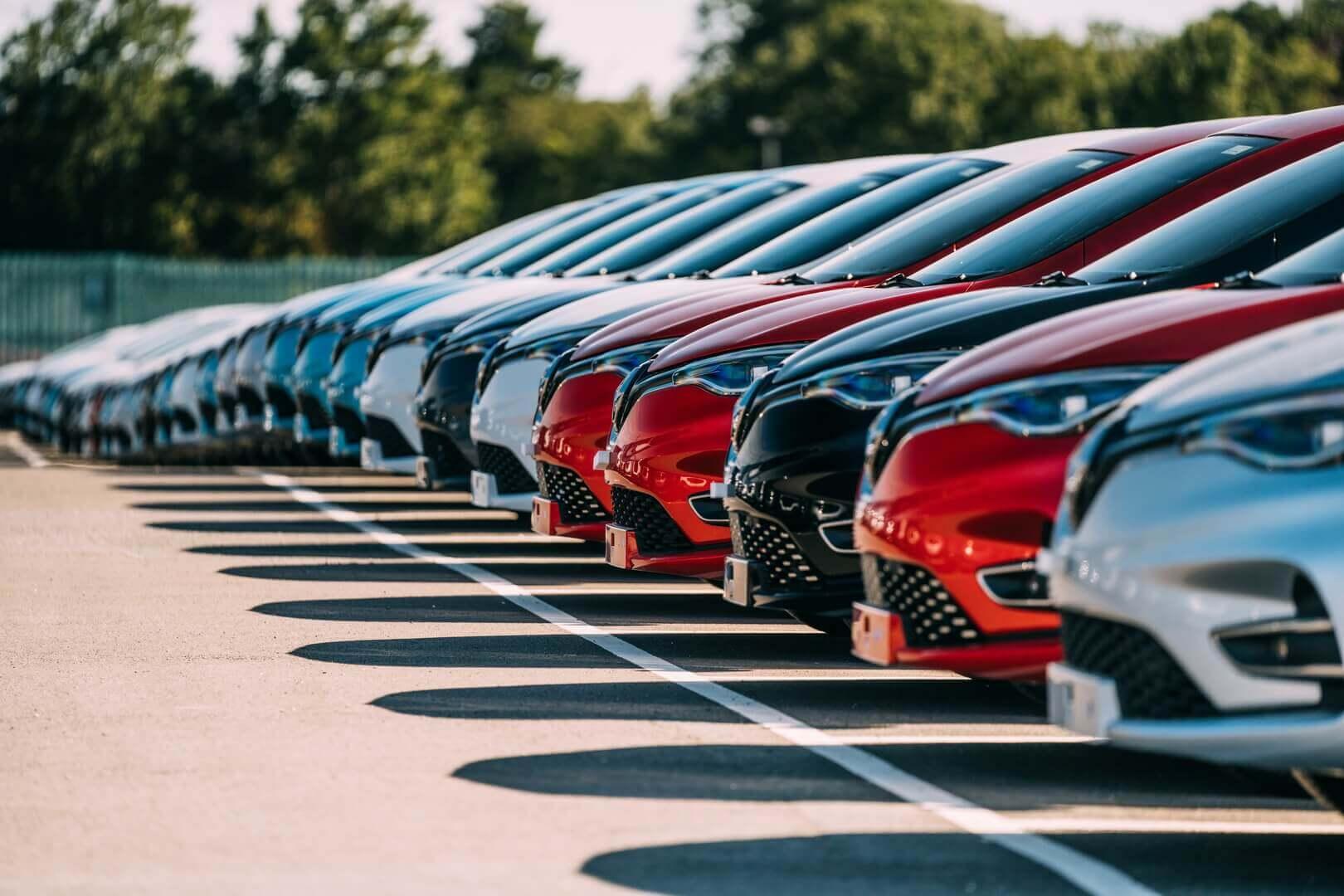 Сервис Onto заказал 1100 электрических хэтчбеков Renault ZOE