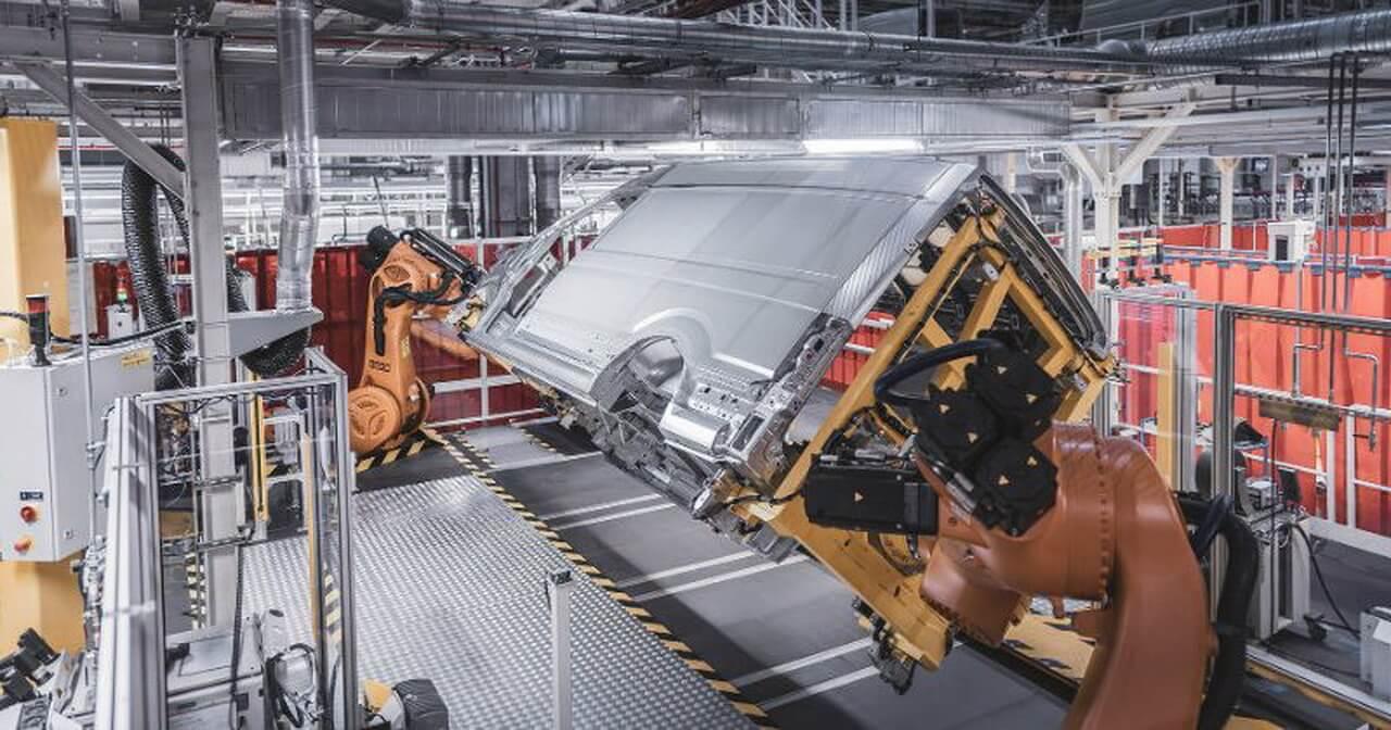 В Польше начали выпускать электрический фургон Volkswagen e-Crafter