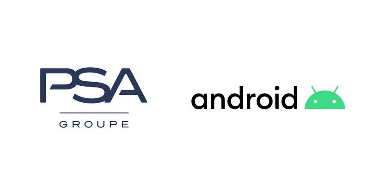 C 2023 года наAndroid Automotive переходит PSA Group