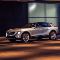 Фотография экоавто Cadillac LYRIQ - фото 11
