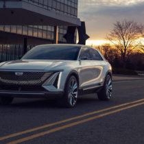 Фотография экоавто Cadillac LYRIQ - фото 18