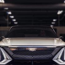 Фотография экоавто Cadillac LYRIQ - фото 10
