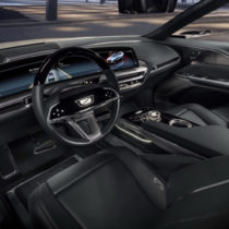 Фотография экоавто Cadillac LYRIQ - фото 26