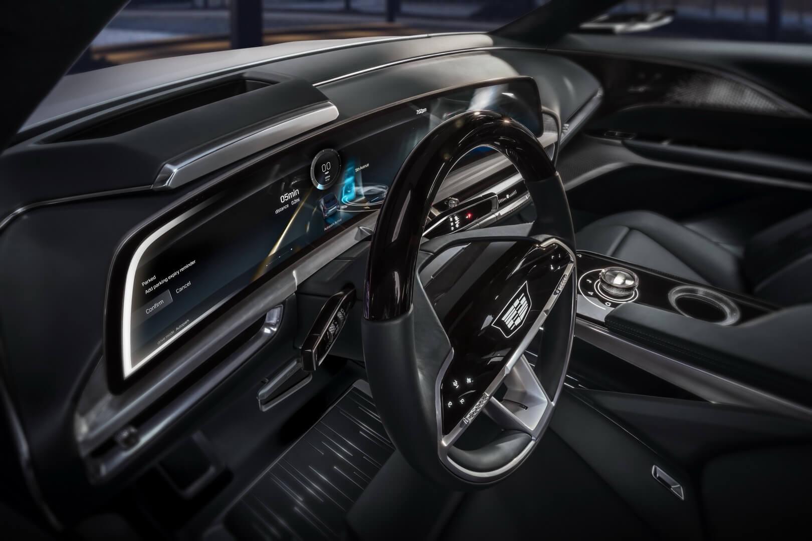 Фотография экоавто Cadillac LYRIQ - фото 23