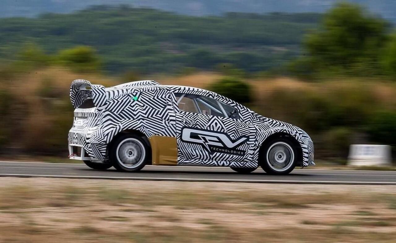 FIA анонсирует электромобильный чемпионат по ралли-кроссу eRX2