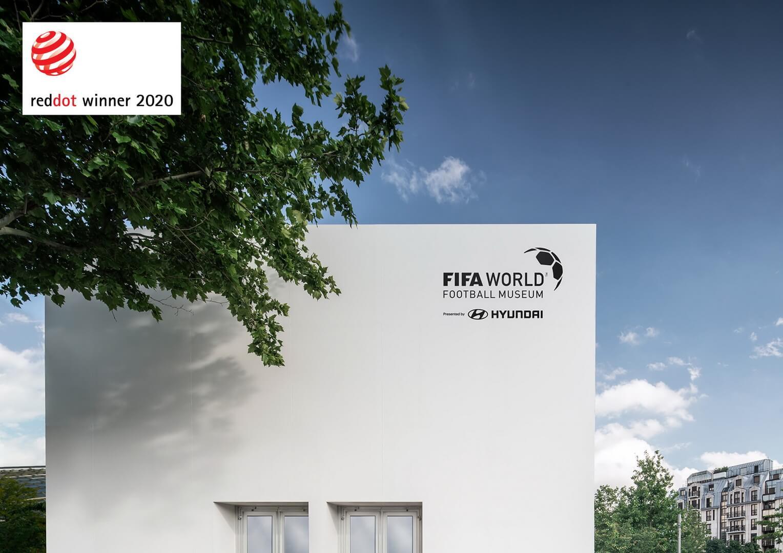 Открытие музея FIFA в Париже