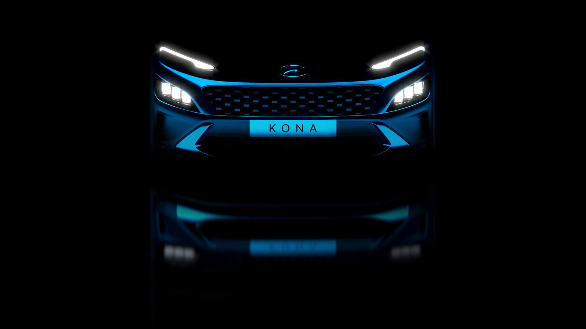 Новый Hyundai Kona N Line получил более аэродинамический дизайн