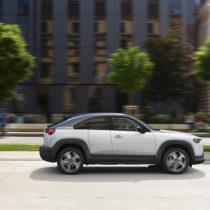 Фотография экоавто Mazda MX-30 «M HYBRID» - фото 5