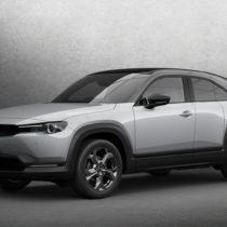 Фотография экоавто Mazda MX-30 «M HYBRID» - фото 3
