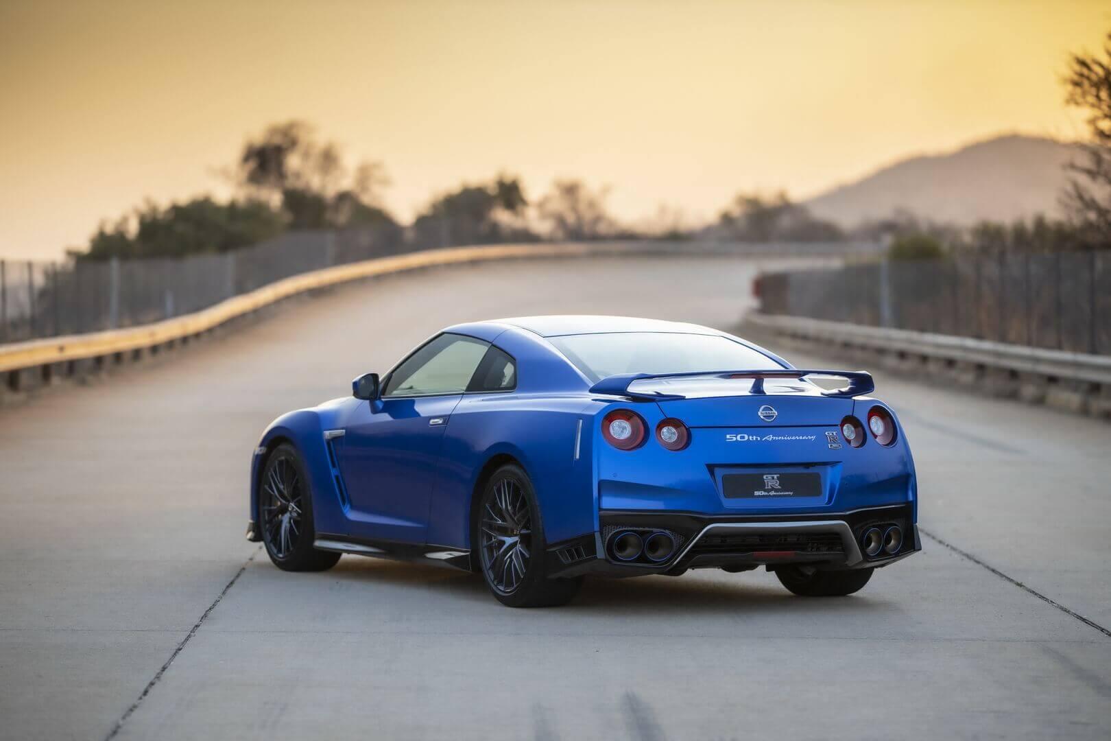 Nissan GT-R 2020 года