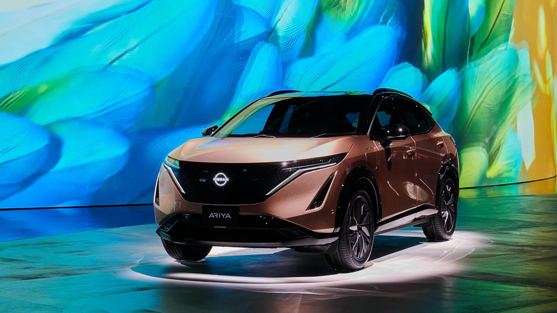 Фотография экоавто Nissan Ariya 2WD (63 кВт⋅ч) - фото 3
