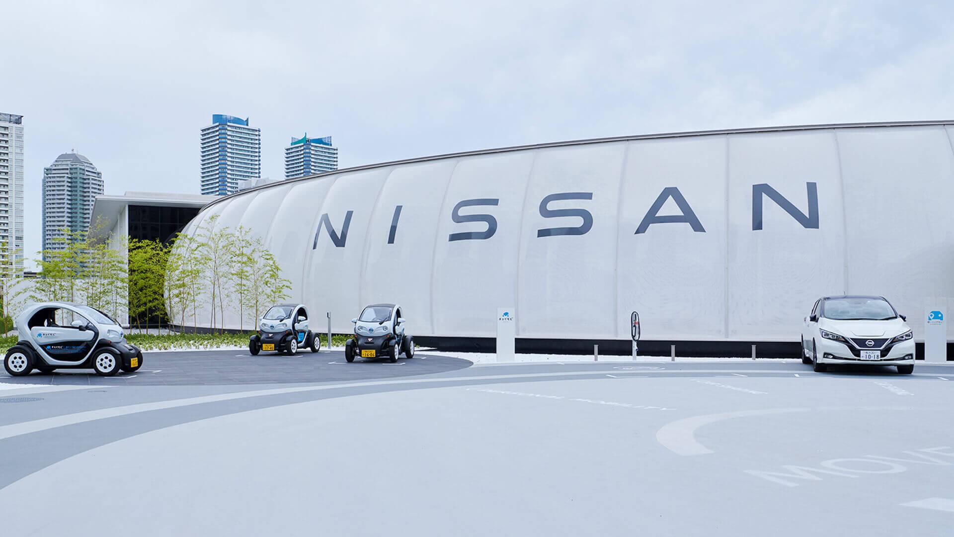 Электромобили как валюта? Nissan внедрил необычный способ оплаты за парковку