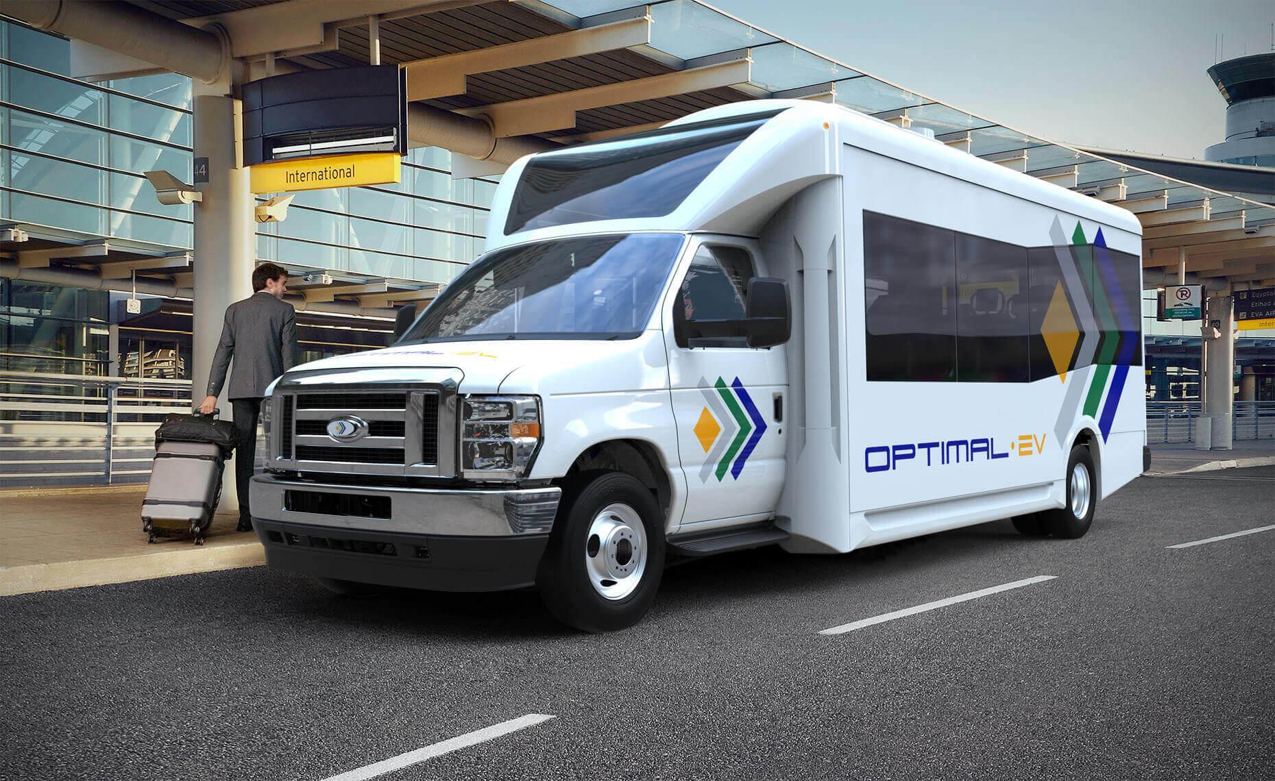 Optimal-EV и Proterra создали низкопольный электробус S1LF