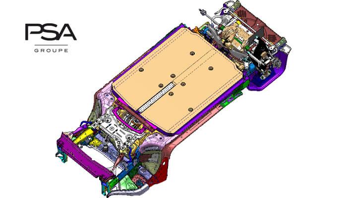 Новая платформа eVMP является эталонной на рынке: 50 кВт⋅ч на метр колесной базы