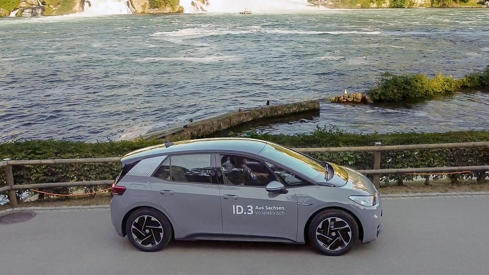 Volkswagen ID.3 установил свой первый рекорд пробега