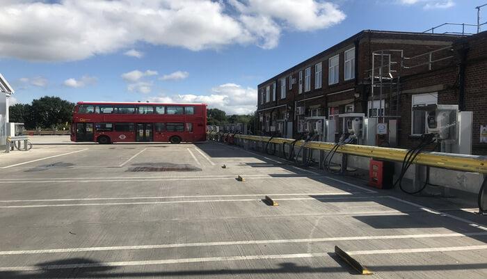 В Лондоне запущен крупнейший в мире проект V2G под названием Bus2Grid