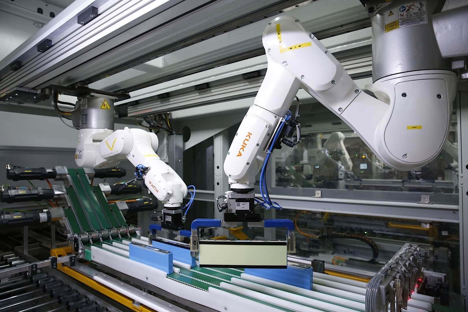 BMW Brilliance Automotive удваивает производственные мощности по производству высоковольтных батарей в Китае