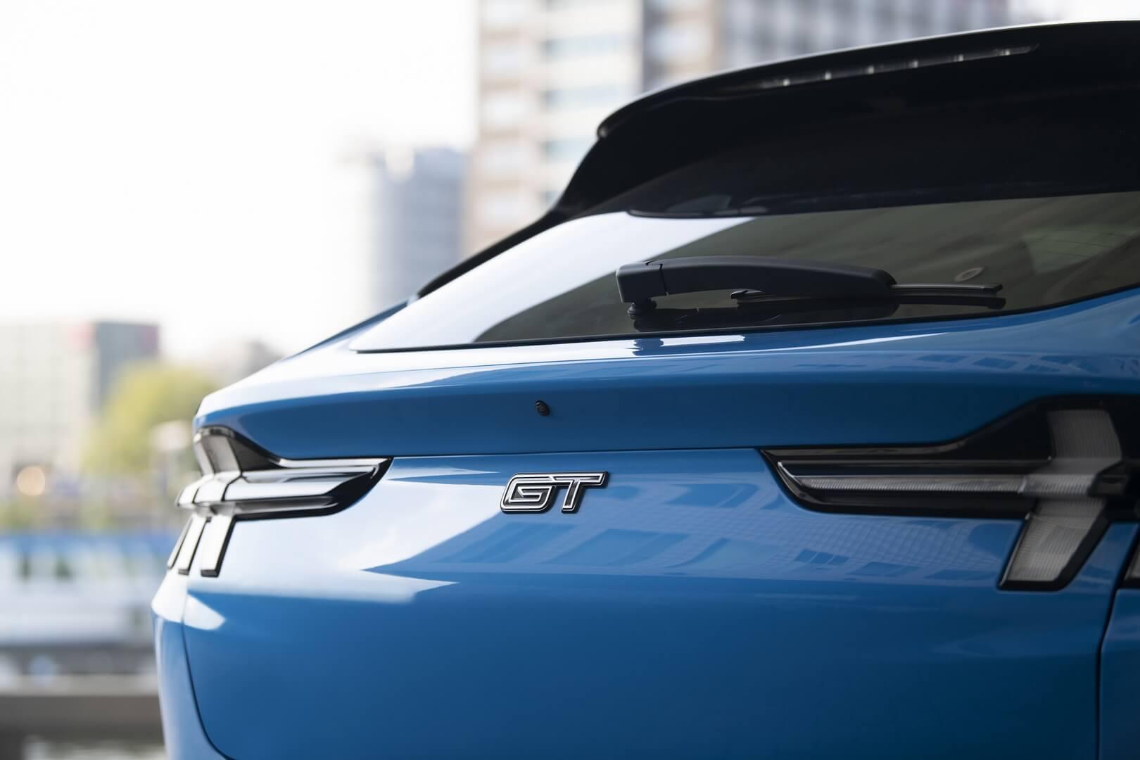 Топовая версия Ford Mustang Mach-E GT будет доступна в Европе