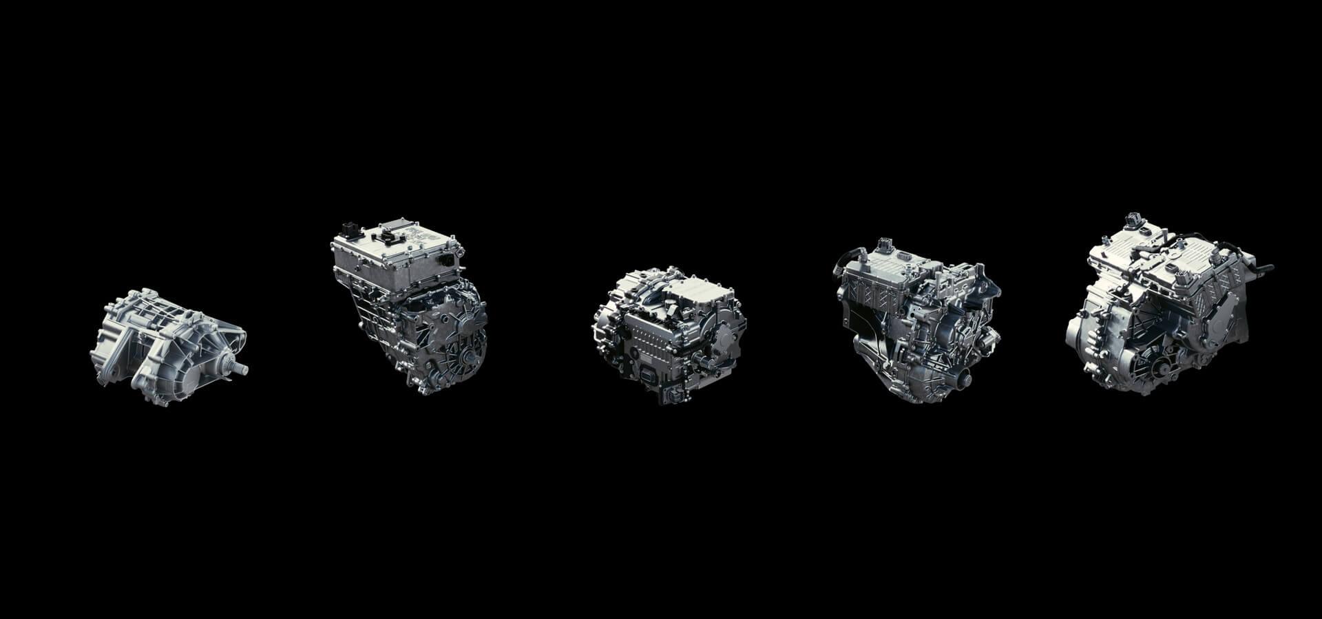 General Motors представила свою линейку электроприводов под названием Ultium Drive