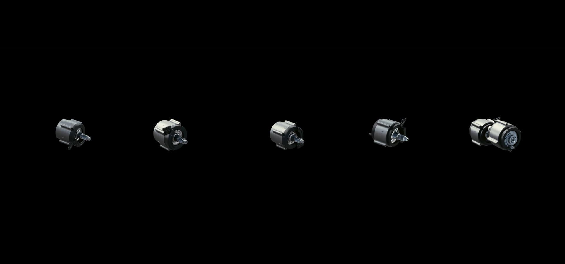 Ultium Drive будет приводиться в движение тремя двигателями с лучшими в отрасли крутящим моментом и удельной мощностью для широкого спектра различных типов транспортных средств