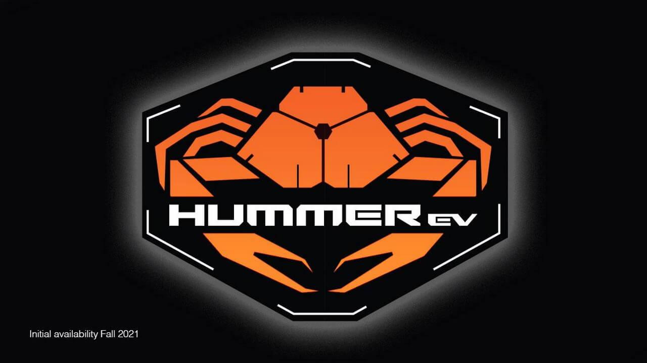GMC представил новый логотип Hummer EV