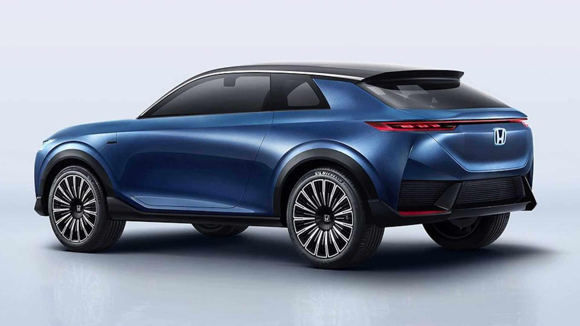 Honda SUV e: concept: новый электрокроссовер для китайского рынка