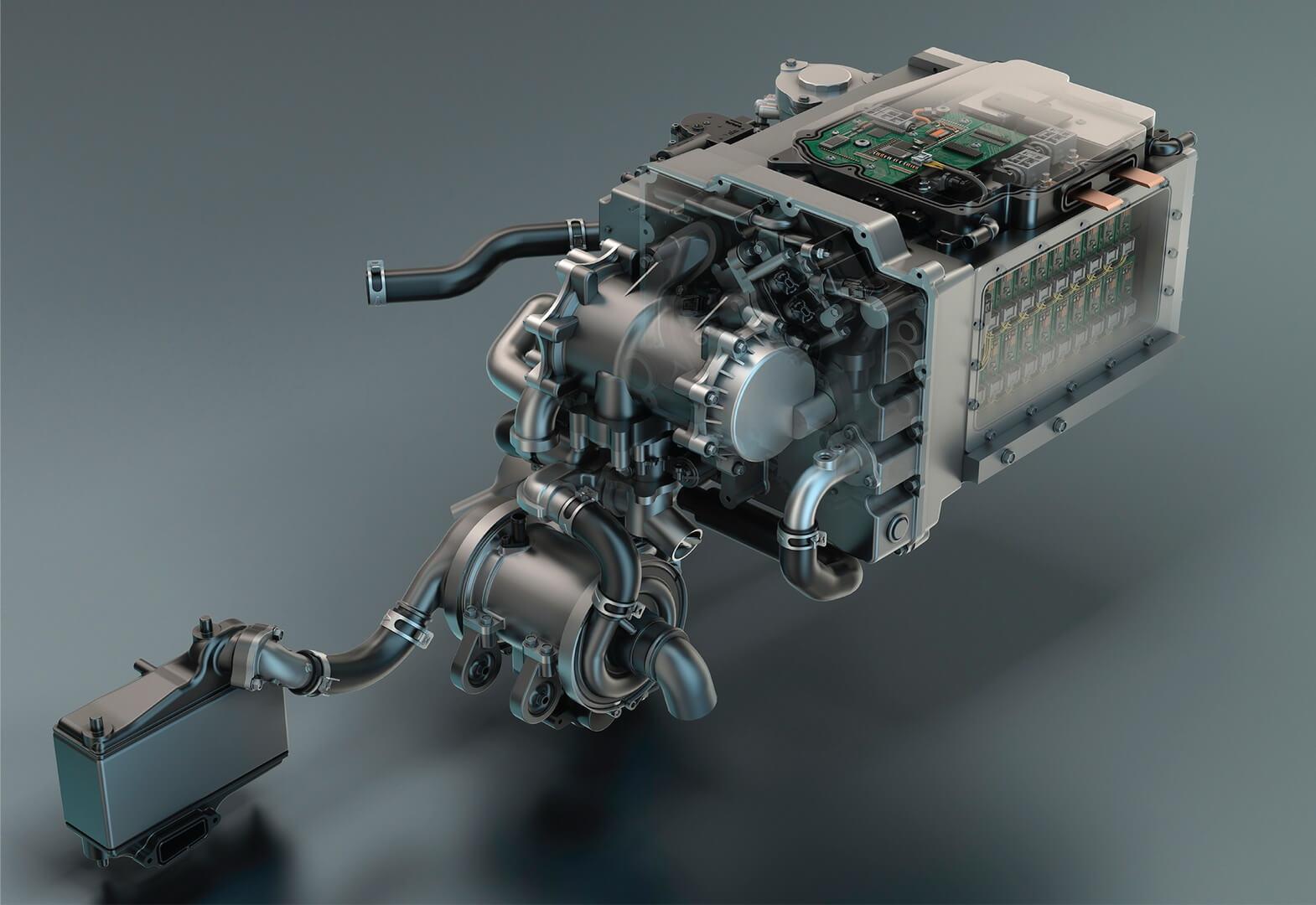 Система топливных элементов Hydrotec от General Motors