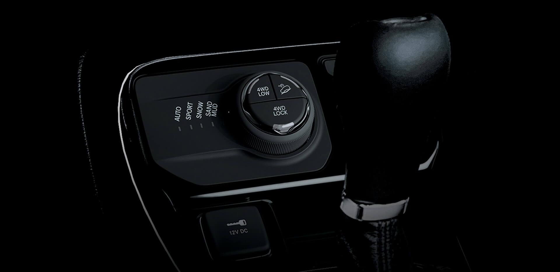 Фотография экоавто Jeep Compass 4xe - фото 24