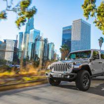 Фотография экоавто Jeep Wrangler 4xe - фото 10
