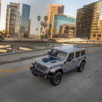 Фотография экоавто Jeep Wrangler 4xe - фото 6