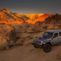 Фотография экоавто Jeep Wrangler 4xe - фото 19