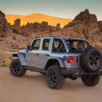 Фотография экоавто Jeep Wrangler 4xe - фото 18