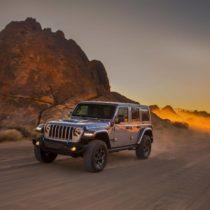 Фотография экоавто Jeep Wrangler 4xe - фото 17