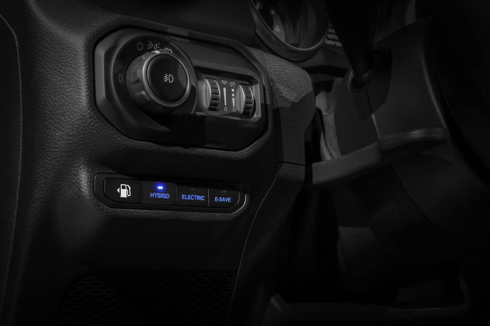 Фотография экоавто Jeep Wrangler 4xe - фото 32