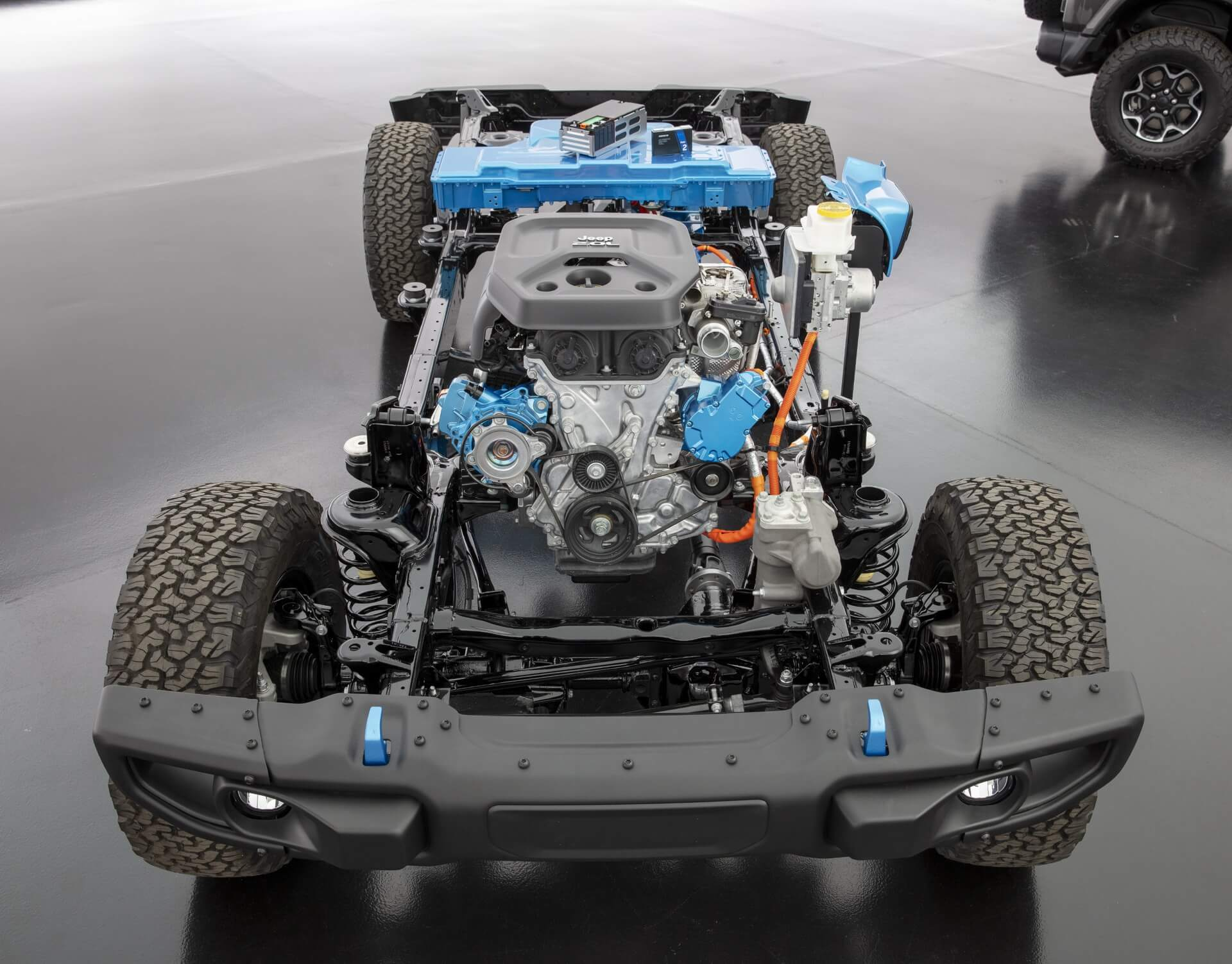 Фотография экоавто Jeep Wrangler 4xe - фото 49