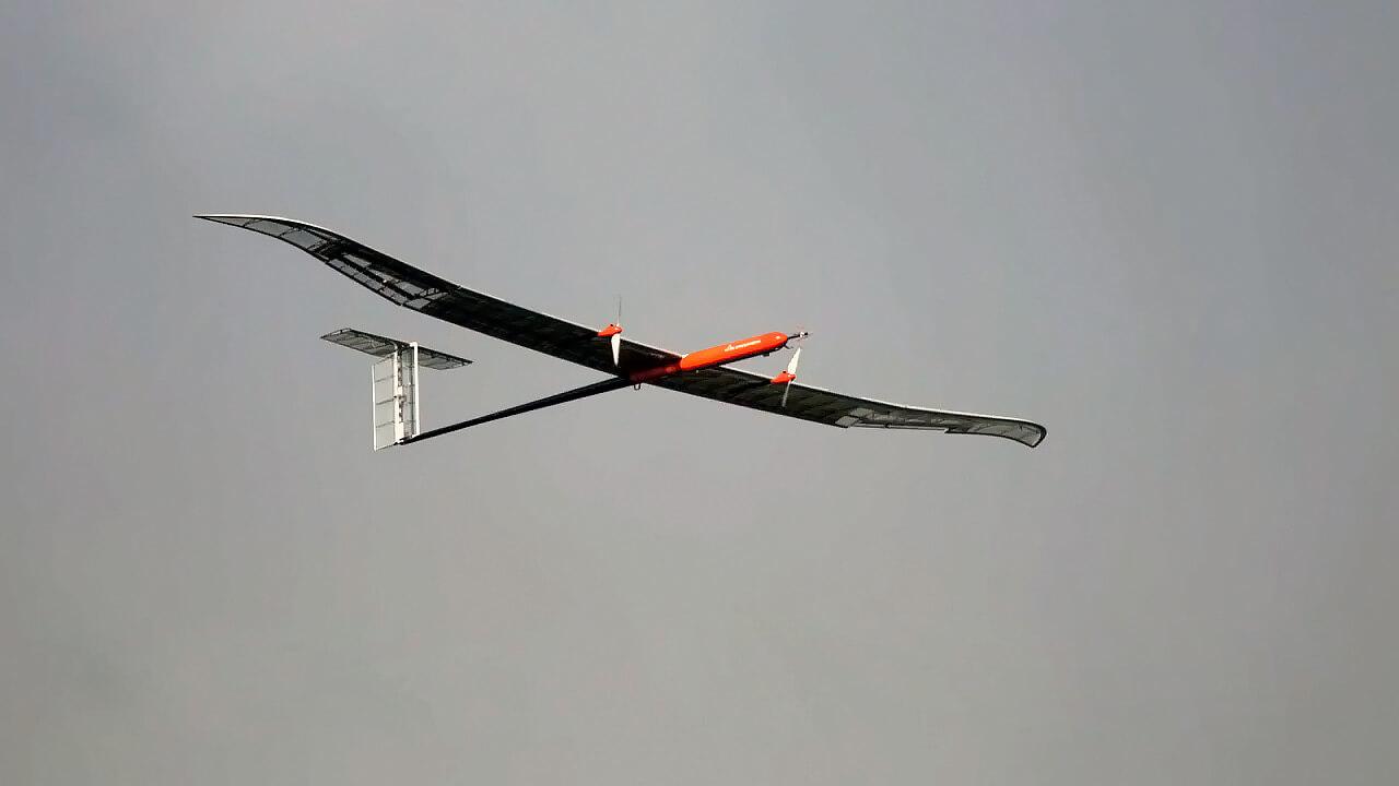 Дрон на литий-серных батареях LG Chem установил рекорд высоты