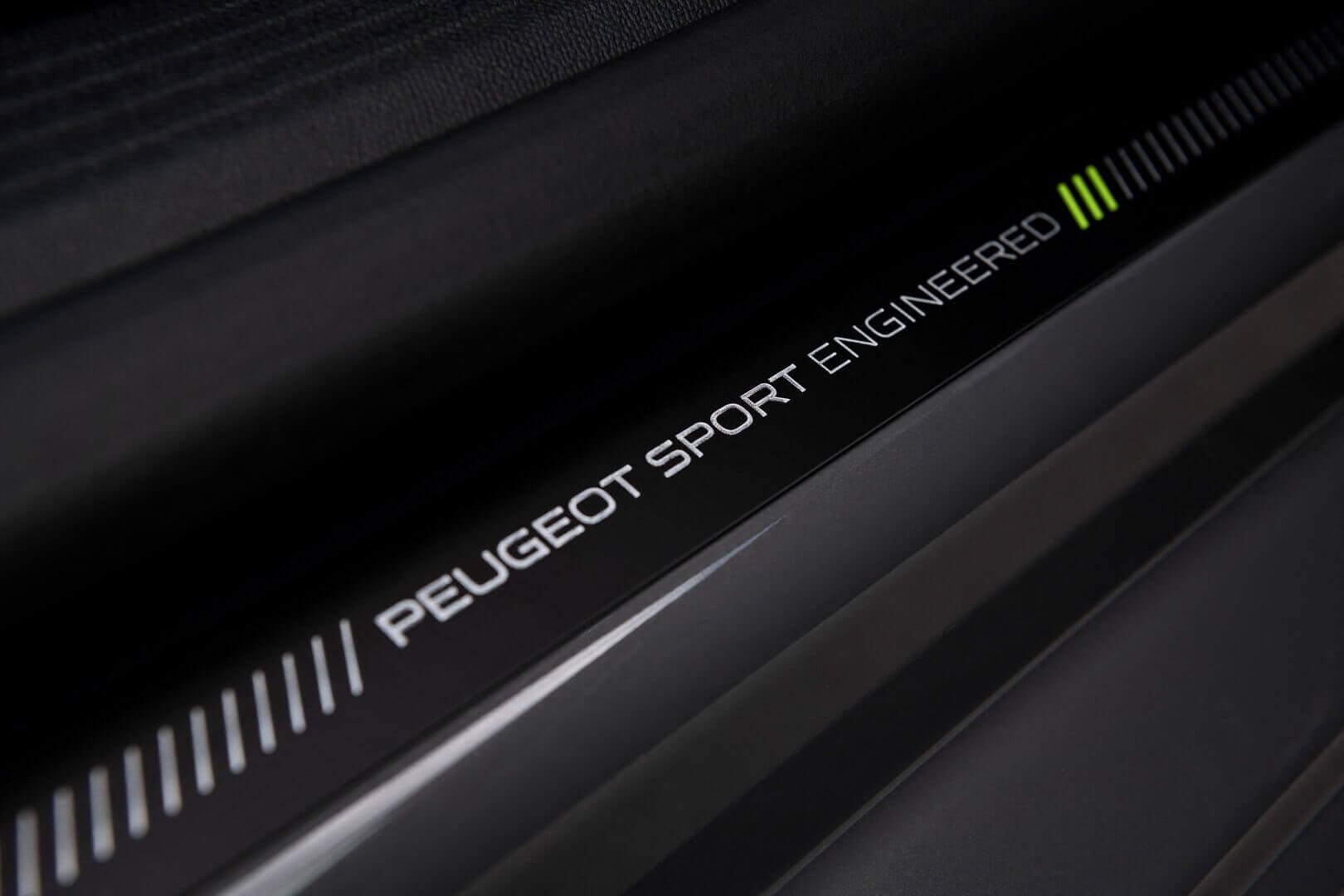 Версия Peugeot 508 Sport Engineered