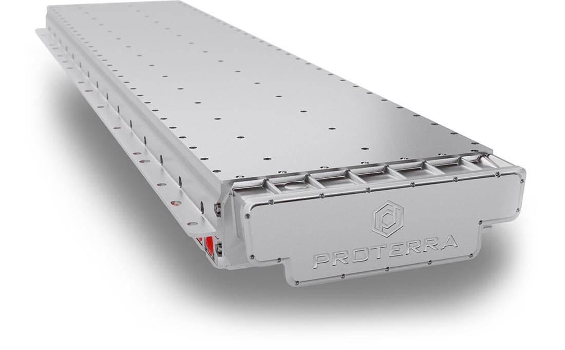 Аккумуляторный блок Proterra серии H