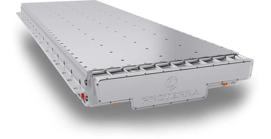 Аккумуляторный блок Proterra серии S