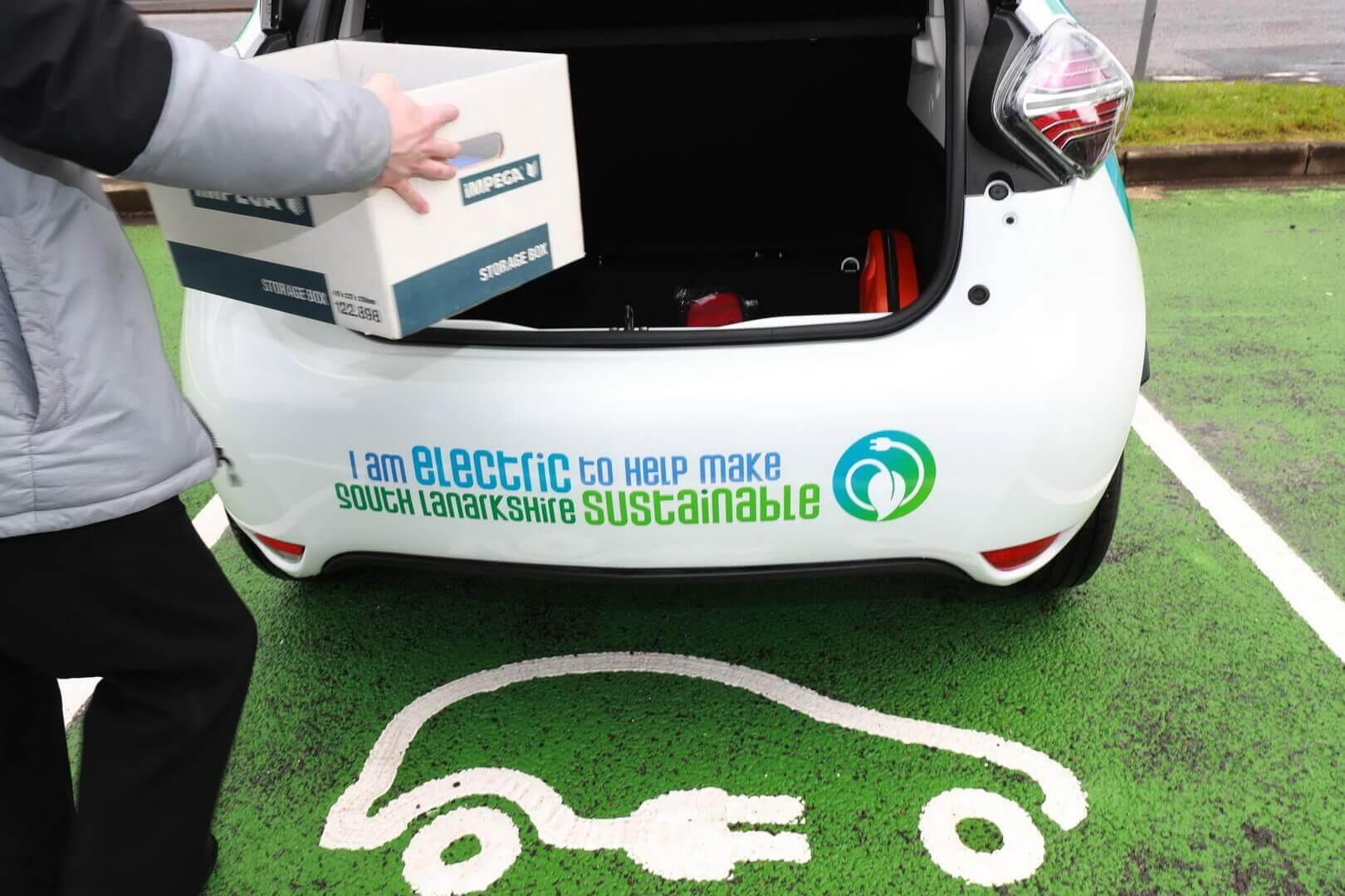 Совет Южного Ланаркшира в Шотландии заказал более 140 электромобилей Renault ZOE