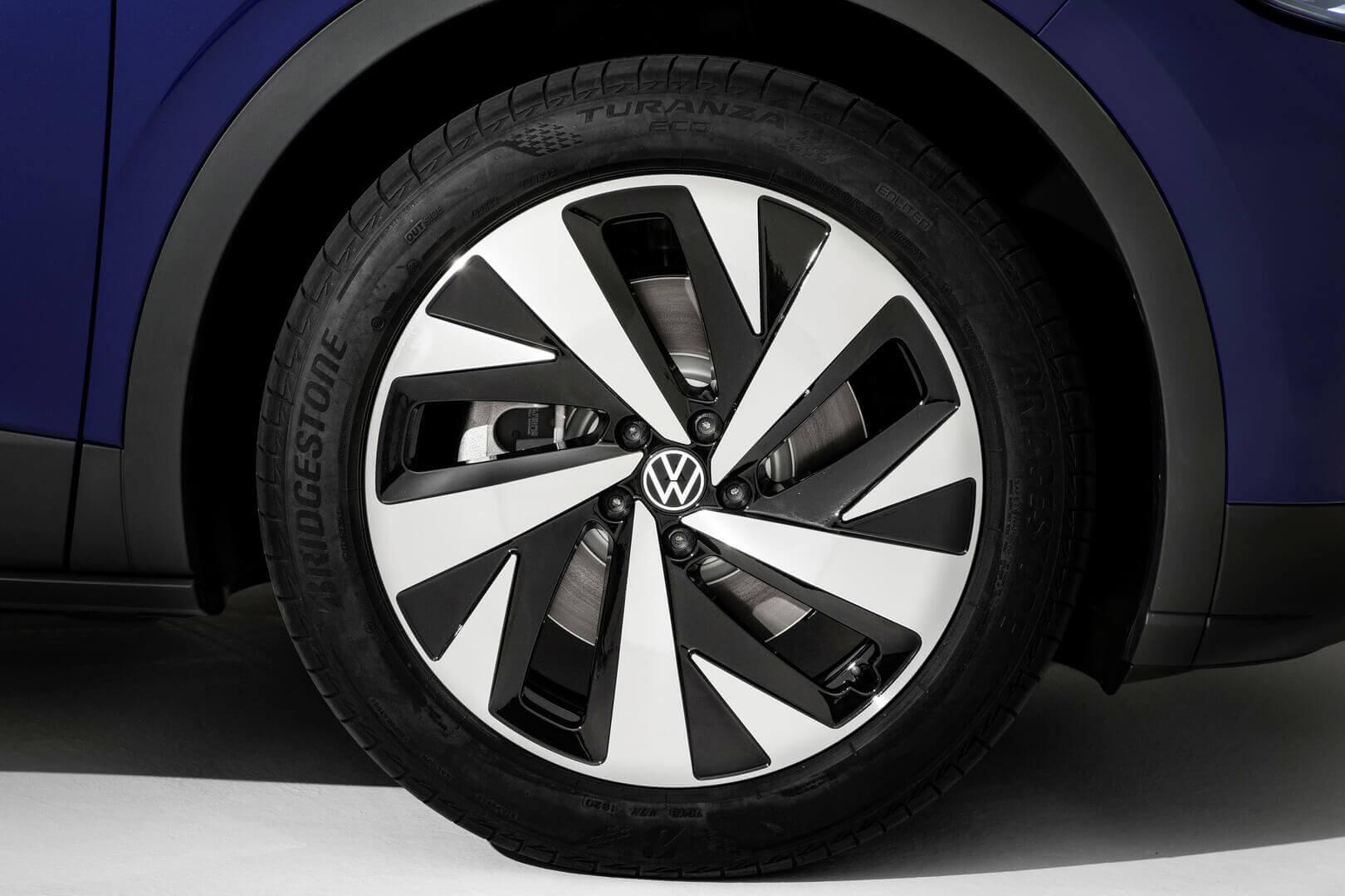 Диски электрокроссовера Volkswagen ID.4