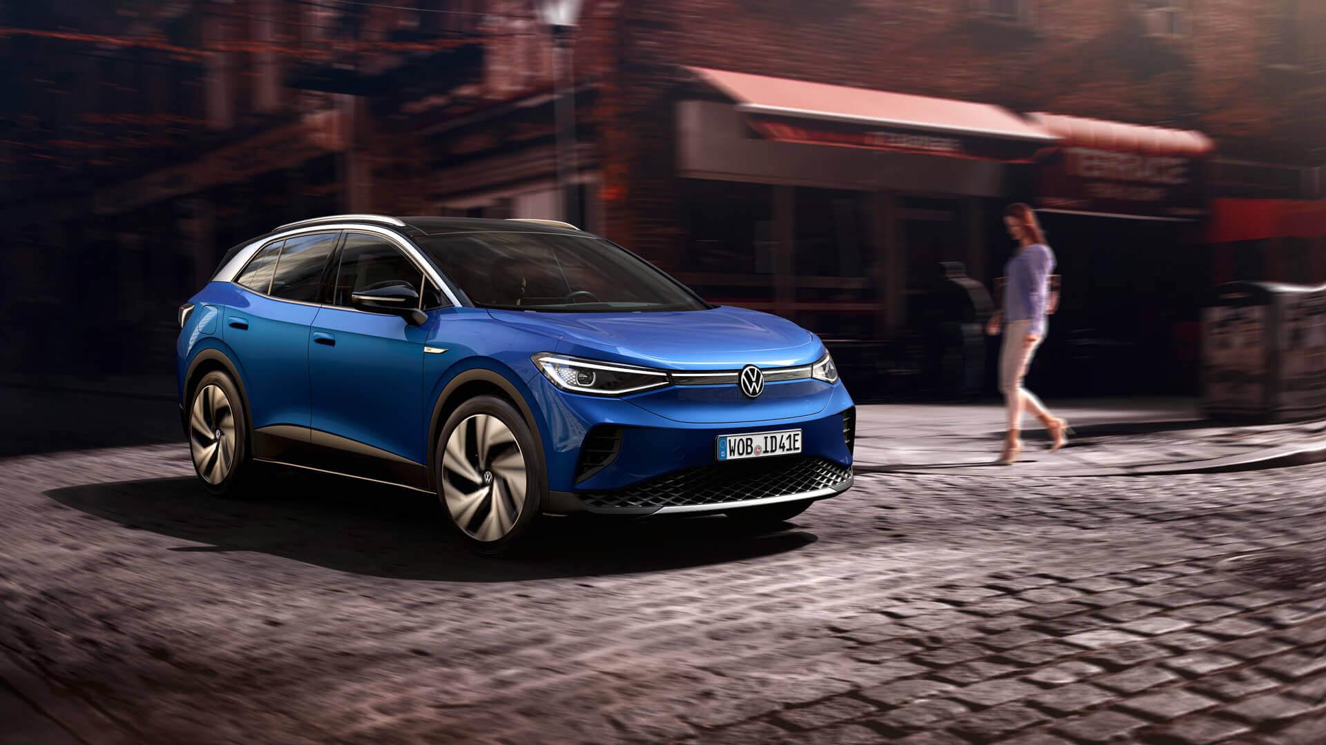 Volkswagen ID.4 завоевал титул World Car of the Year 2021