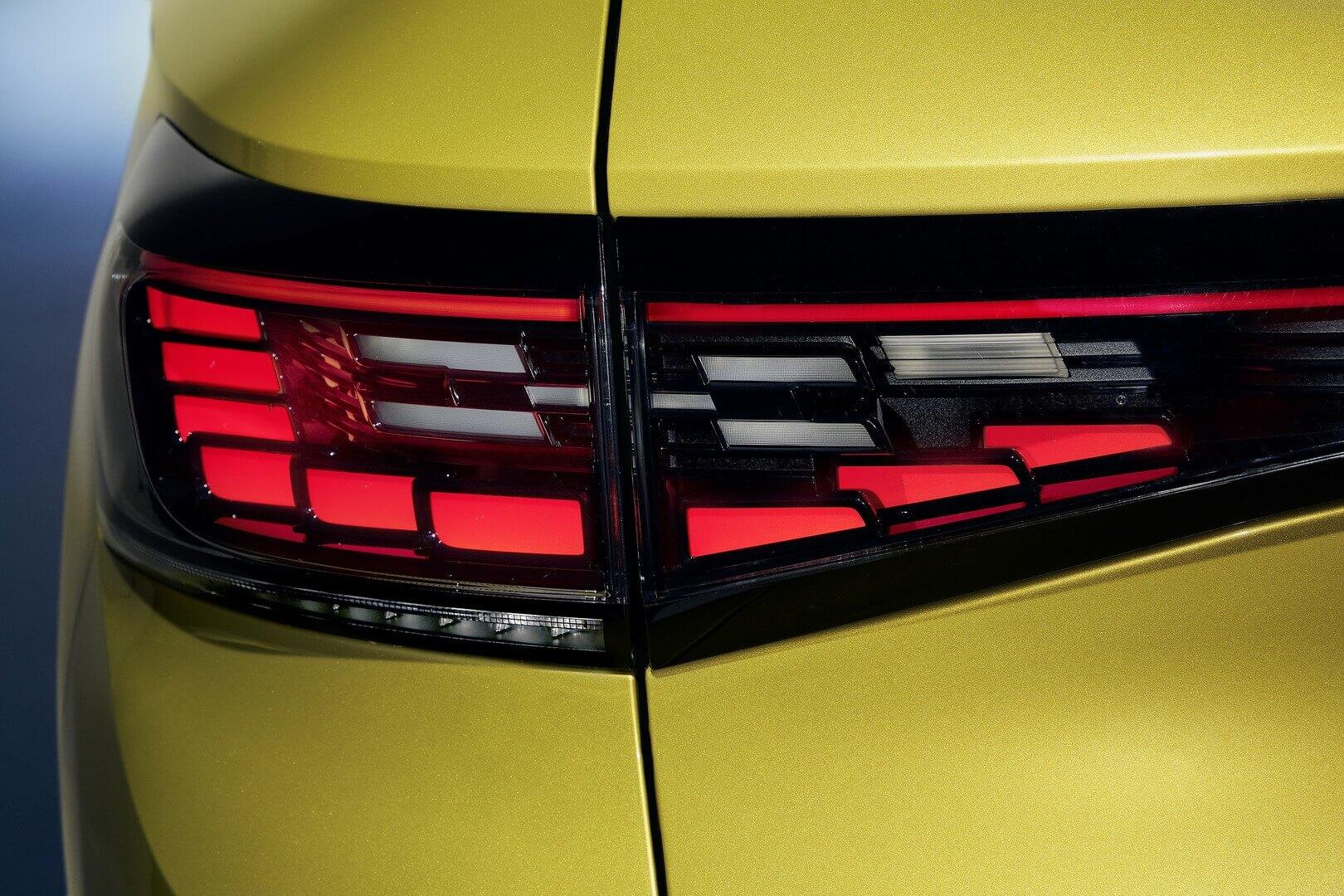 Volkswagen представил «хромированную» оптику ID.4