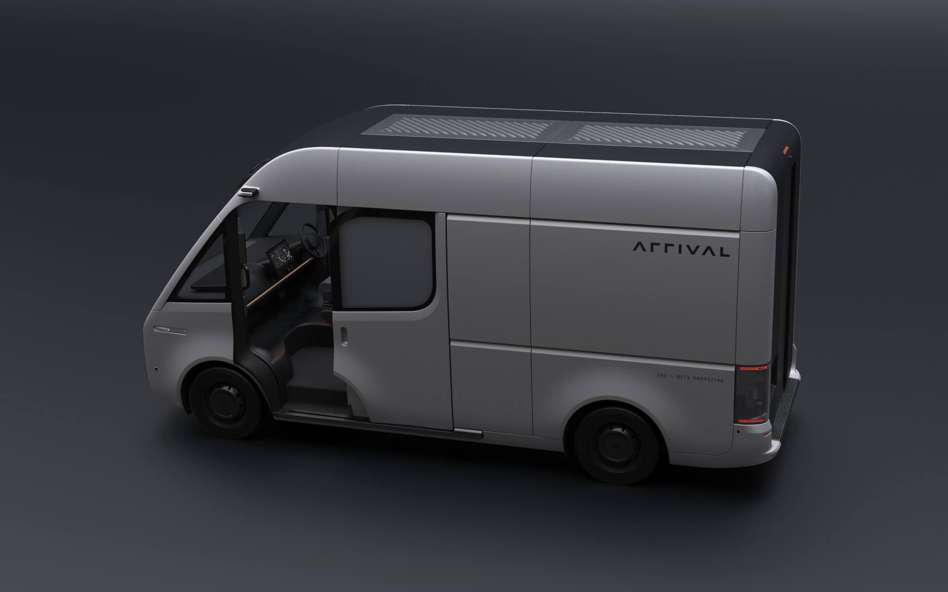После реальных испытаний Arrival внесла существенные изменения в конструкцию электрического фургона